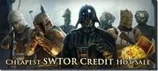 People are in the placement to purchase swtor credits