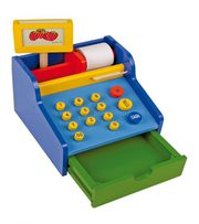 Kids Have Easy Way To Manage The Cash With Cash Register