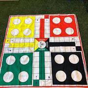 Giant Ludo Backgammon | Best Family Game | Jenjo Games Australia