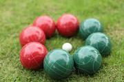 Bocce Resin Ball | Best Outdoor Game | Jenjo Games Australia