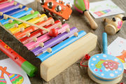 Xylophone with Wooden Mallets | Jenjo Games - Australia